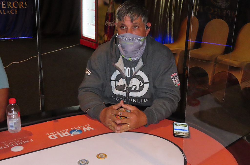 2018 WPT Turbo Champ Joins us for the 4 Max Semi Turbo