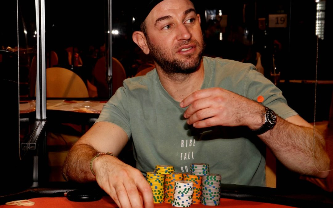 Congratulations to Jarred Solomon for placing 6th in the WPT Deepstacks Main Event!!!