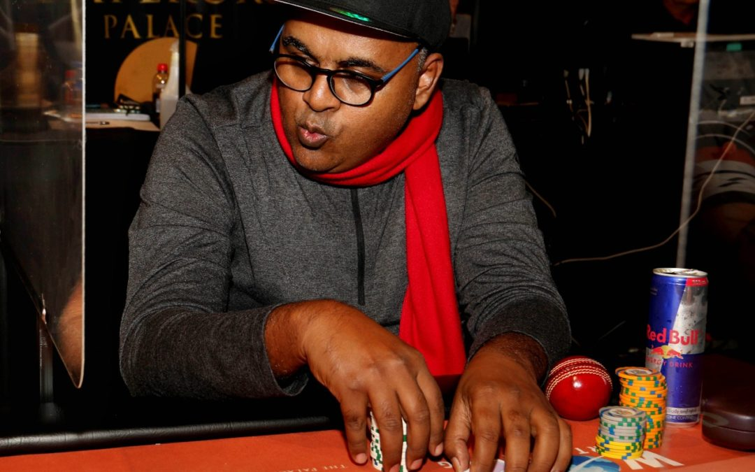 Congratulations Clive Kikia for finishing in 2nd place of the WPT Deepstacks Freeze-Out