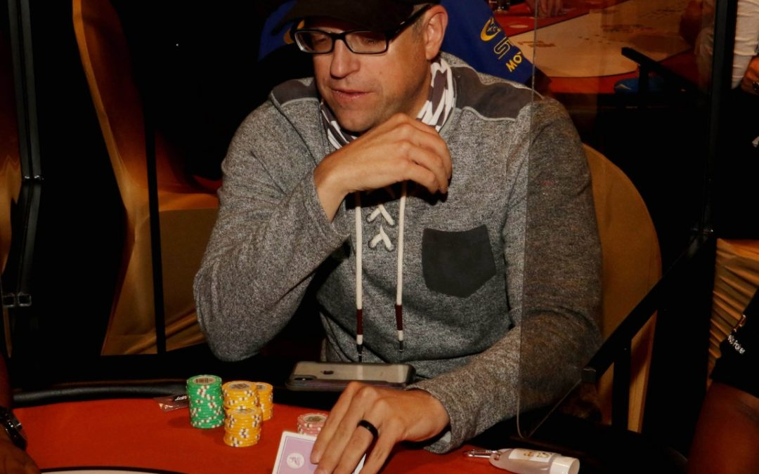 Congratulations to Rob Fenner for placing 7th in the WPT Deepstacks Main Event!!!